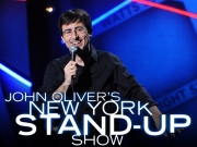 Stand-up comedy => John Oliver New York Standup Show comes back with the fourth season. Full lineup announced.