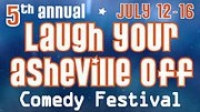 Stand up Comedy: Laugh Your Ashville Off!