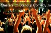 Stand-up comedy => The Masters of Stnadup Comedy tour is appearing in Bellingham