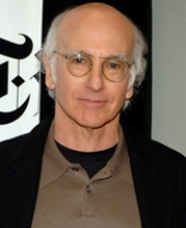 Stand-up comedy => Interview: Larry David - actor and comedian