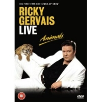 Stand up Comedy: Ricky Gervais: Animals Video