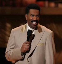 Stand up Comedy: Watch Steve Harvey: Don't Trip... He Ain't Through With Me Yet! Video
