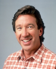 Stand-up comedy => Tim Allen