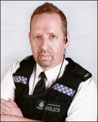 Stand up Comedy: The Laughing Policeman Is Really Showing Us the Funny!