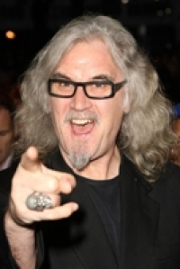 Stand up Comedy: Billy Connolly is a Freeman: He was awarded with Freedom of Glasgow