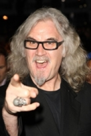 Stand-up comedy => Billy Connolly is a Freeman: He was awarded with Freedom of Glasgow