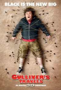 Stand up Comedy: Jack black is the New Big in Guliver's Travel - comedy movie 3D