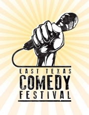 Stand-up comedy => East Texas Comedy Festival comes this June