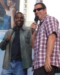 Stand up Comedy: Chris Rock and Adam Sandler teamed up to produce Richard Pryor biopic