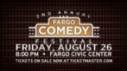 Stand-up comedy => The Annual Fargo Comedy Festival Is About to Begin!