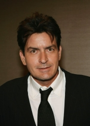 Stand-up comedy => Charlie Sheen is doing stand up!