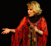 Stand up comedy Video Review:Joan Rivers at Kirby Center