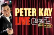 Stand up Comedy: Britain's richest comedians. Peter Key is on top with  £32.8 m in two years