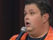 Stand-up comedy => Ralphie May performs at Foxwoods!