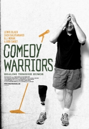 Stand up comedy Video 'Comedy Warriors: Healing Through Humor' doc - war veterans learn how to do stand-up comedy from big comedians