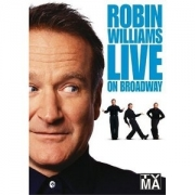 Stand up comedy Video robin-williams-live-on-broadway