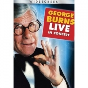 Stand up comedy Video George Burns Live in Concert Video