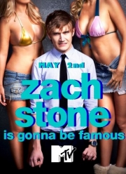 "Stand-up comedy => MTV lands new scripted comedy ""Zack Stone Is Gonna Be Famous"" on May, 2"
