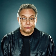 Stand-up comedy => Lewis Black