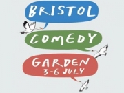 Stand-up comedy => Bristol Comedy Garden returns this summer with Jonathan Creek, Alan Davies and many more