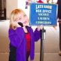 Nicole, the amazing 8 year-old comedienne beats adult comedians