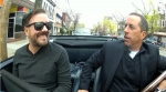 "Trailer for Jerry Seinfeld's second season of ""Comedians in cars getting coffee"" web series"