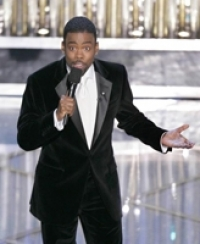 Stand up Comedy: Chris Rock cursed out a woman's ex for charity auction