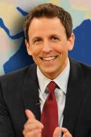 """Stand up Comedy: Seth Meyers replacing Jimmy Fallon on """"Late Night"""""""