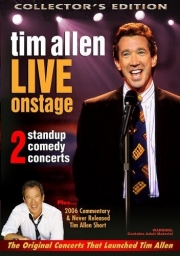 Stand up comedy Video Tim Allen: Live Onstage video
