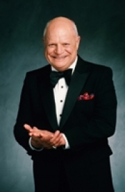 Stand-up comedy => Don Rickles to perform at Mystic Lake