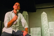 Stand up Comedy: Late Night Comedy at SteelStack!