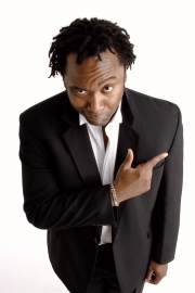 Stand-up comedy => Reginal D Hunters goes back on tour. Next stop: Northampton