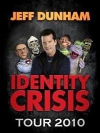 Stand up Comedy: Ventriloquist Jeff Dunham's Identity Crisis Tour 2010 at Mohegan Sun Arena