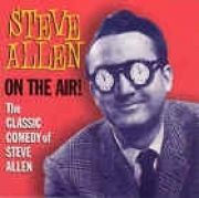 Stand up comedy Video On The Air! The Classic Comedy Of Steve Allen