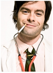 """Stand up Comedy: Bill Hader goes from SNL to the big screen with """"Lawless"""" comedy"""