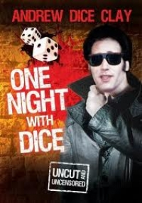 Stand up Comedy: Andrew Dice Clay: One night with Dice Video